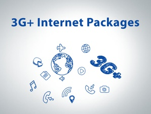 3G+ Internet packages