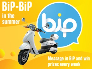 BiP-BiP in the summer